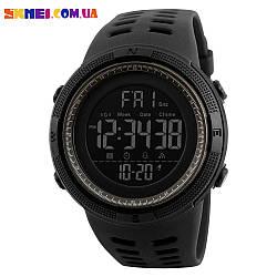 Годинник Skmei 1251 з таймером зворотного відліку (Black)