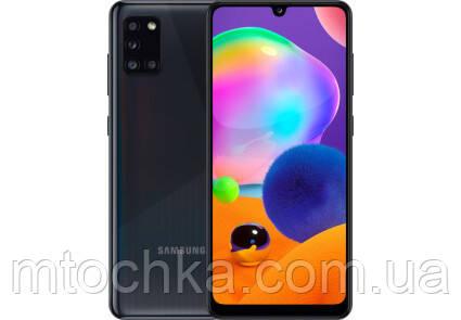 Телефон Samsung SM-A315F Galaxy A31 2020 4/128GB Duos black (официальная гарантия)
