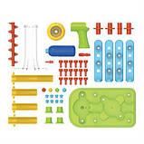 Конструктор Горка-зигзаг с инструментами, 3+ (смотрите видео в описании), фото 3
