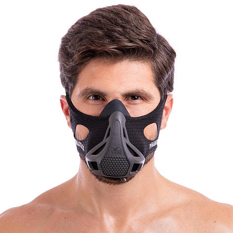 Маска тренувальна Training Mask PHANTOM DH-6042, фото 2