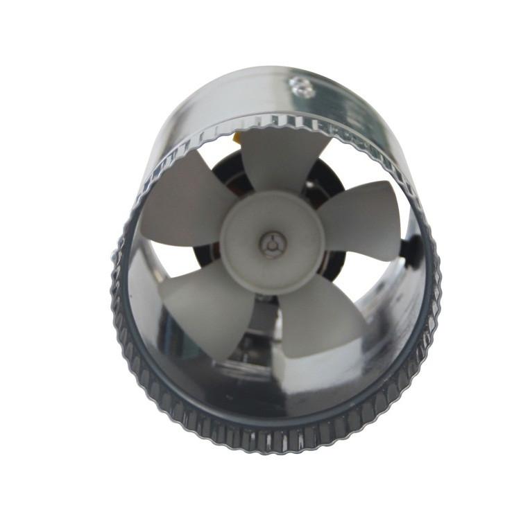 Осьовий вентилятор канальний Турбовент WB-V 100