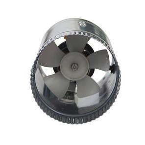 Осьовий вентилятор канальний Турбовент WB-V 100, фото 2