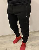 Теплые мужские спортивные штаны Puma Snow, фото 1