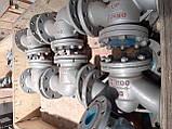Клапан обратный стальной 16с13нж, 16с10нж, 19с53нж, 19с63нж Ду15-200, фото 3