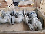 Клапан обратный стальной 16с13нж, 16с10нж, 19с53нж, 19с63нж Ду15-200, фото 4