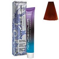 Безаммиачная крем-краска для волос Abril et Nature Hair Color 7.44 Русый медновато-медный 60 мл