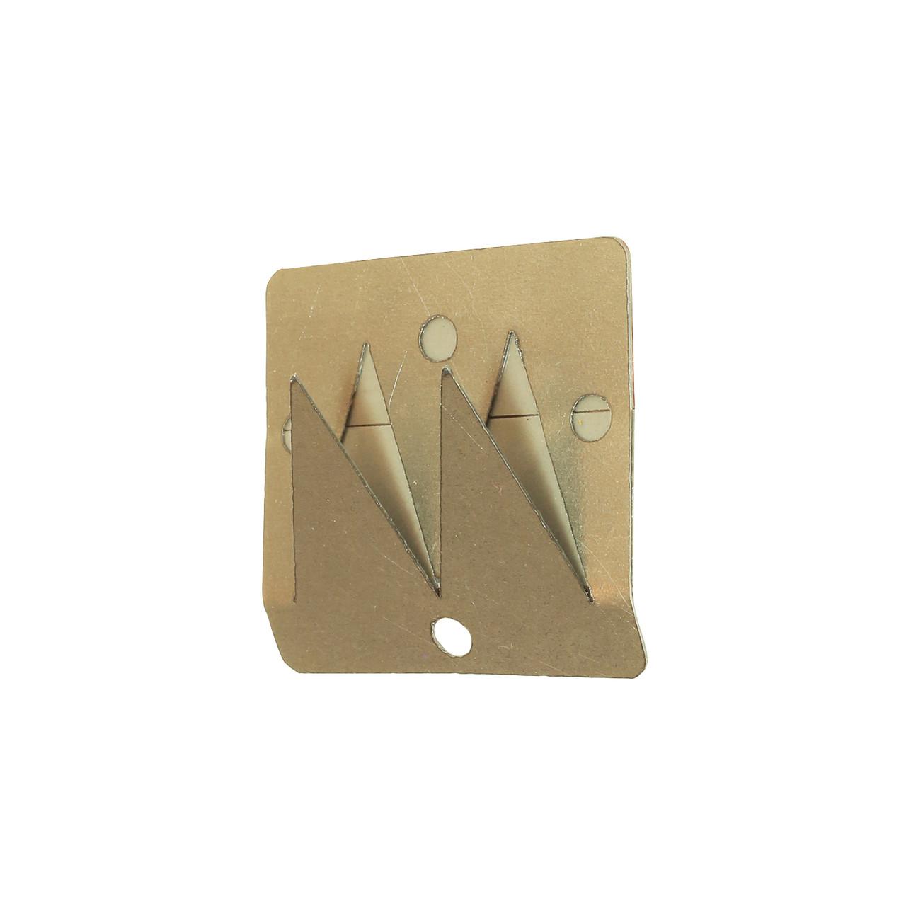 Кріплення для акустичного поролону і акустичних панелей Ecosound Foam Clip 5x5
