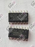 Микросхема TLE4278G Infineon PG-DSO-14  5V, фото 2