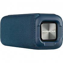 Портативная Bluetooth колонка Hopestar P15 Blue, фото 3