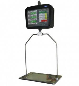 Весы торговые подвесные ВТА-60/15П-5 RS-232 с подключением к ПК