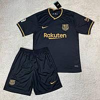 Футбольная форма Барселона резерв / Barcelona football uniform 2020-2021