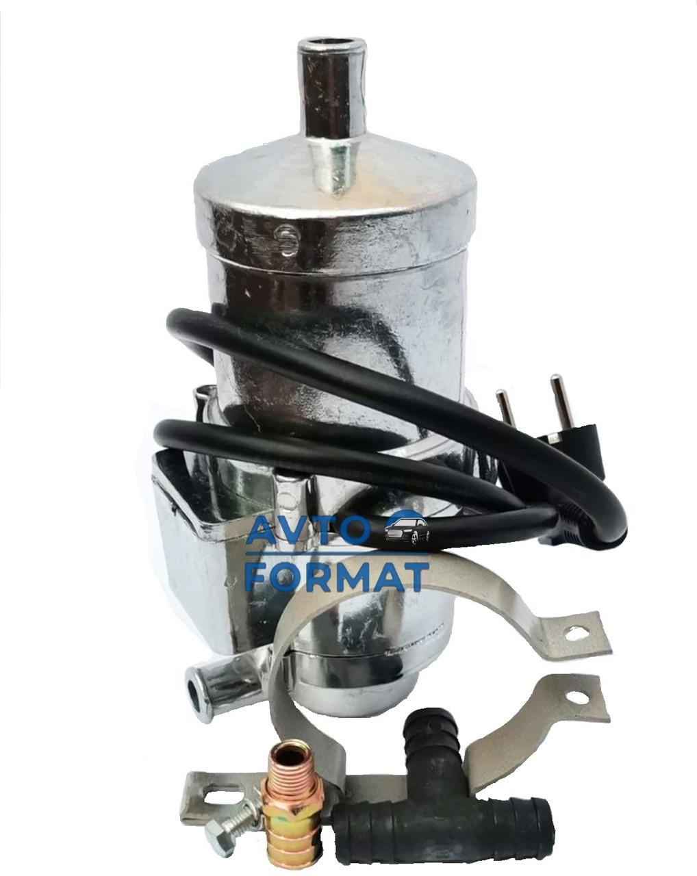 Предпусковой подогреватель двигателя  220В 3,2 кВт одноконтурный с помпой ARMER