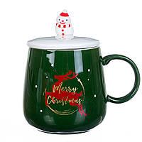 """Чашка """"Новый год"""" 400мл *рандомный выбор дизайна (8200-025), фото 1"""