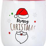 """Чашка """"Новогодняя"""" 400мл *рандомный выбор дизайна (8200-021), фото 5"""