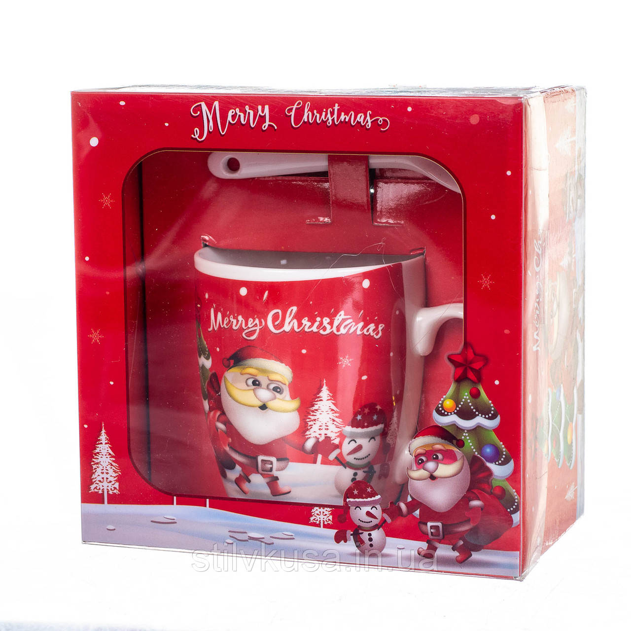 """Чашка  """"Новый год"""" 200 мл. *рандомный выбор дизайна (8201-012)"""