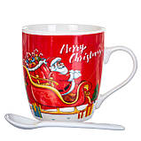 """Чашка """"Санта"""" 200 мл. *рандомный выбор дизайна (8201-010), фото 2"""