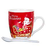 """Чашка """"Санта"""" 200 мл. *рандомный выбор дизайна (8201-010), фото 5"""