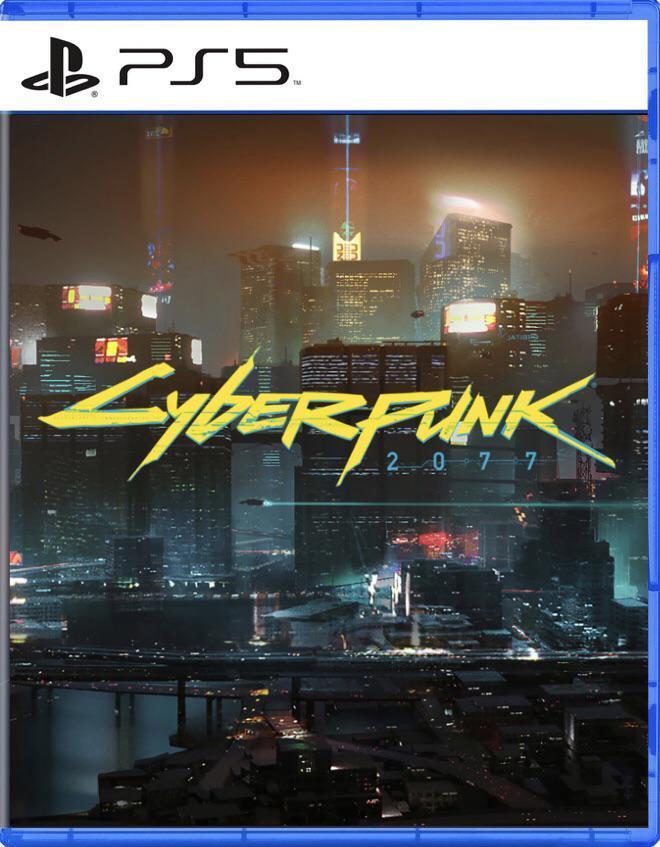 Cyberpunk 2077 (російська версія) PS5