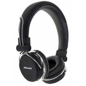 Bluetooth стерео навушники AWEI A700BL Чорні