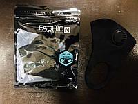 Многоразовая маска Питта c клапаном в индивидуальной упаковке ORIGINAL