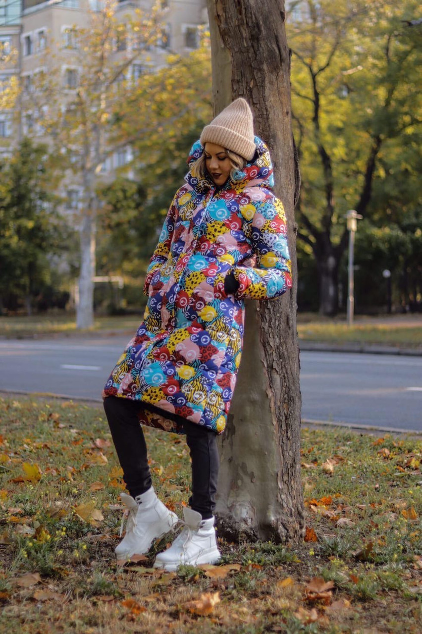Куртка женская осень - зима