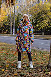 Куртка женская осень - зима, фото 9