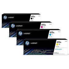 Картридж першопрохідний HP W2030A/415A Black