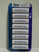 Акумулятор Panasonic Eneloop AA 2000 mAh BK-3MCCE 8LE блістер sliding 8 штук