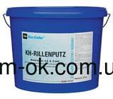 KH -Rillenputz  штукатурка акриловая короед, 25 кг Короед 1,5мм., фото 2