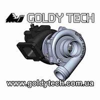 Турбіна CLAAS / JOHN DEERE / FENDT TRACTOR / NEW HOLLAND / CASE турбокомпресор