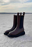 Ботинки Bottega Veneta 8365