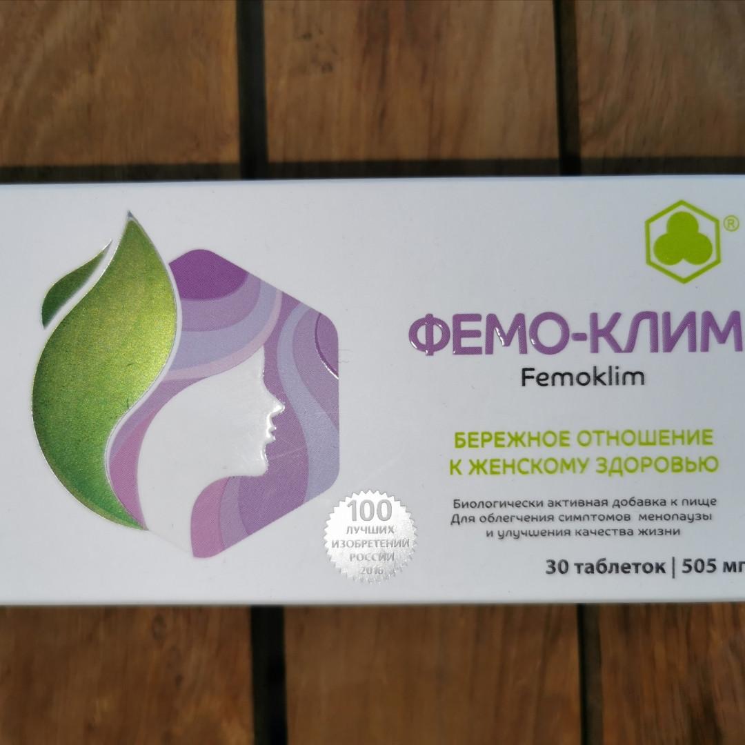 Фемо-Клим, 30 таб.