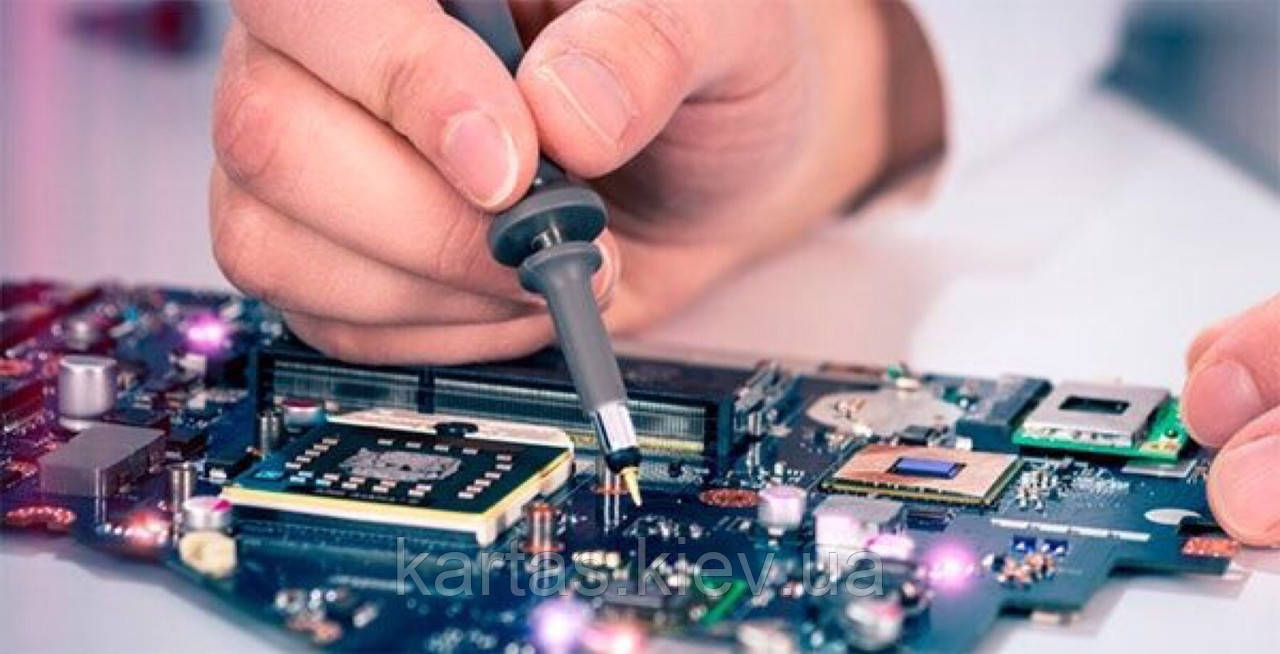 Заміна гнізда навушників материнської плати комп'ютера