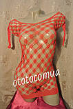 Сексуальное белье пеньюар-сетка сексуальное белье/ эротическое белье, фото 2