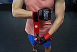 Рукавички для MMA PowerPlay 3058 Чорно-Червоні M, фото 6