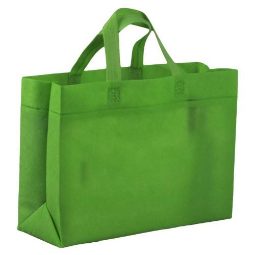 Сумка для покупок, зеленая