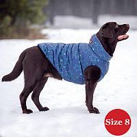 Жилет утепленный для собак DIEGO sport  8/7 звезда, размер 8, фото 1