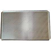 Деко алюминиевое с перфорацией 530х325х10 мм Brillis (Китай)