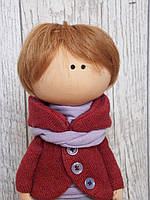 Интерьерная кукла (тильда) ручной работы