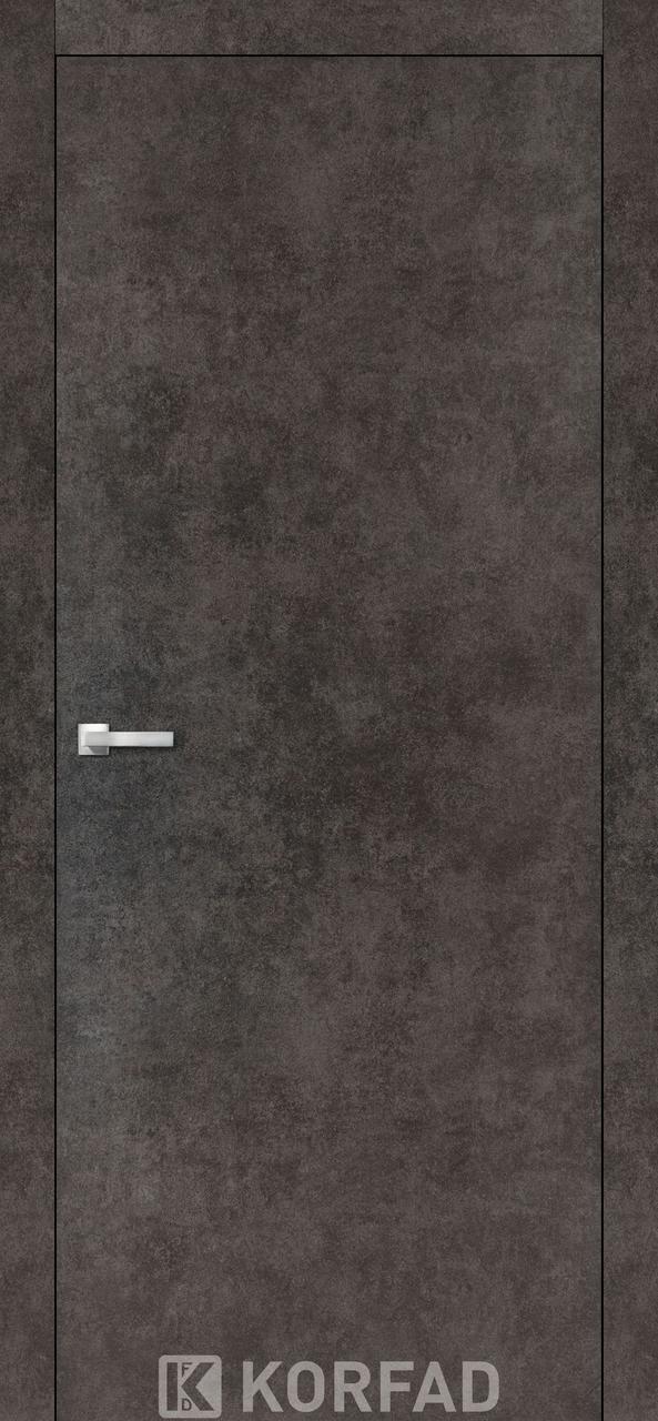 Межкомнатные двери Loft Plato-01 Korfad