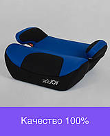Детское автокресло-бустер JOY 27151 Синий, группа 2/3, вес ребенка 15-36 кг