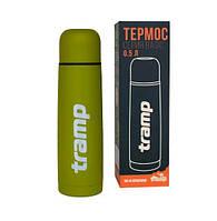 Термос Tramp Basic олива 0,5л TRC-111
