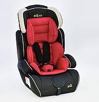 Автокресло детское JOY 8888 RED (9-36 кг)