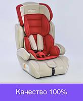 Автокресло детское JOY 8888 BEIGE (9-36 кг)