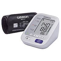 OMRON M3 Comfort (HEM-7134-ALRU) з манжетою Intelli Wrap + S адаптером, фото 1