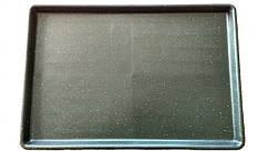 Пластиковый поддон для клеток. 33,5х49х2,7 см Поддон в клетку. Поддон для клеток пластиковый