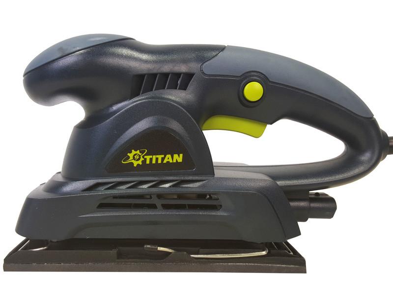 Вібраційна шліфувальна машина Титан BPSM150