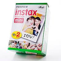 Фотоплівка FUJIFILM Instax Mini Glossy (20 фото)