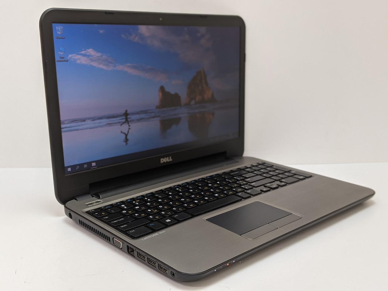 Ноутбук Dell Latitude 3540 / I3-4010U / 4Gb /320Gb/Intel HD