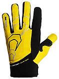 Велорукавички PowerPlay 6556 Жовті XXL, фото 2